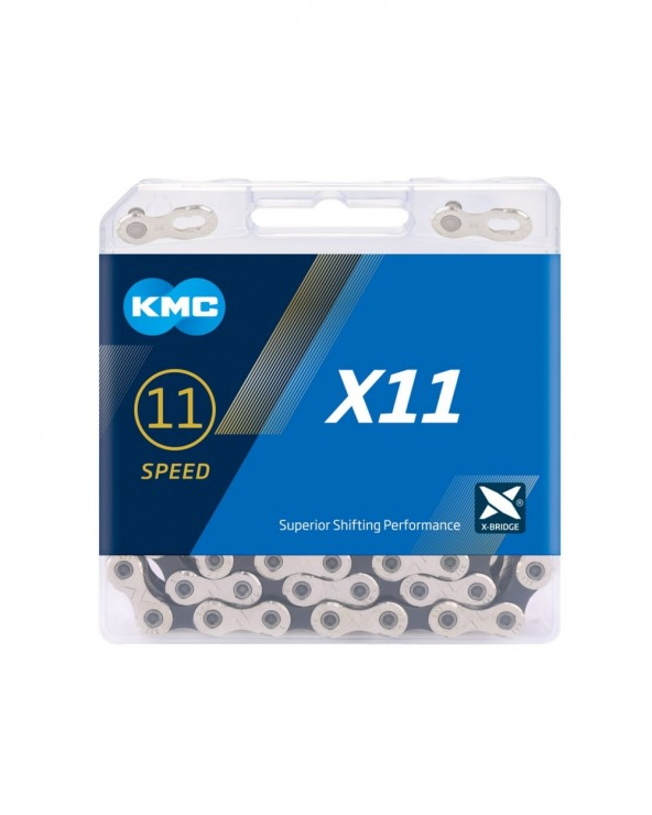 Chaîne 11 vitesses KMC X11