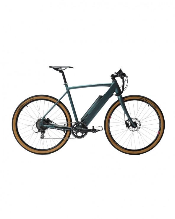 Vélo électrique urbain EXS e-Response+