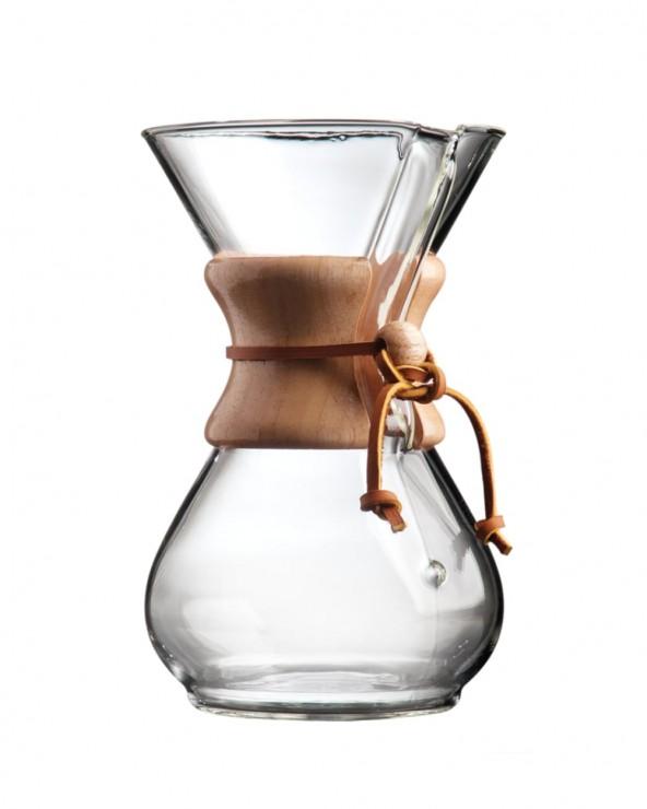 Chemex Coffeemaker 6 tasses