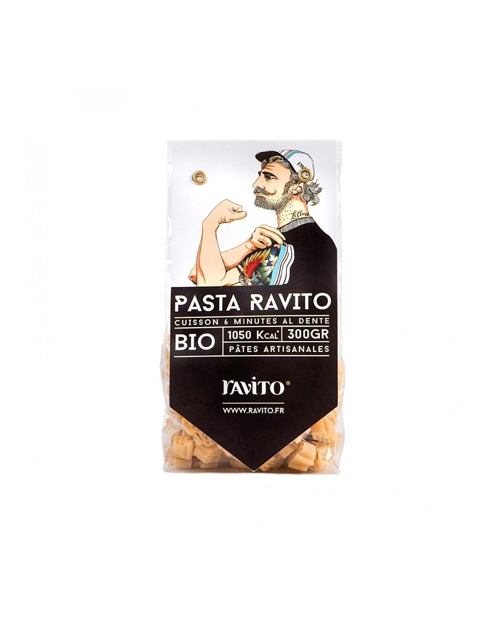 Pâtes bio Ravito