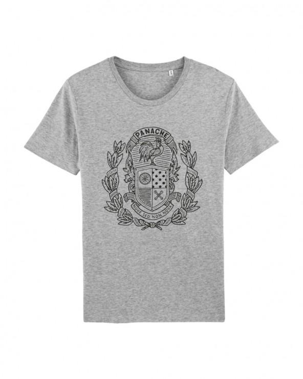 "T-shirt Panache ""Le Blason"""