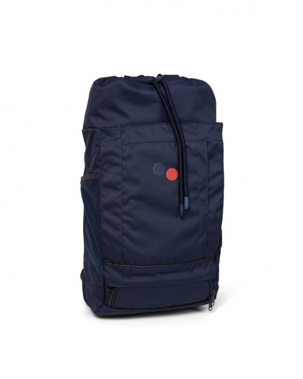 Sac à dos pinqponq Blok Medium Tide Blue