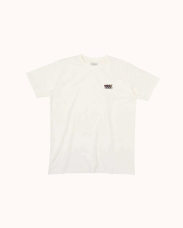 T-shirt Erstwhile Waaier brodé