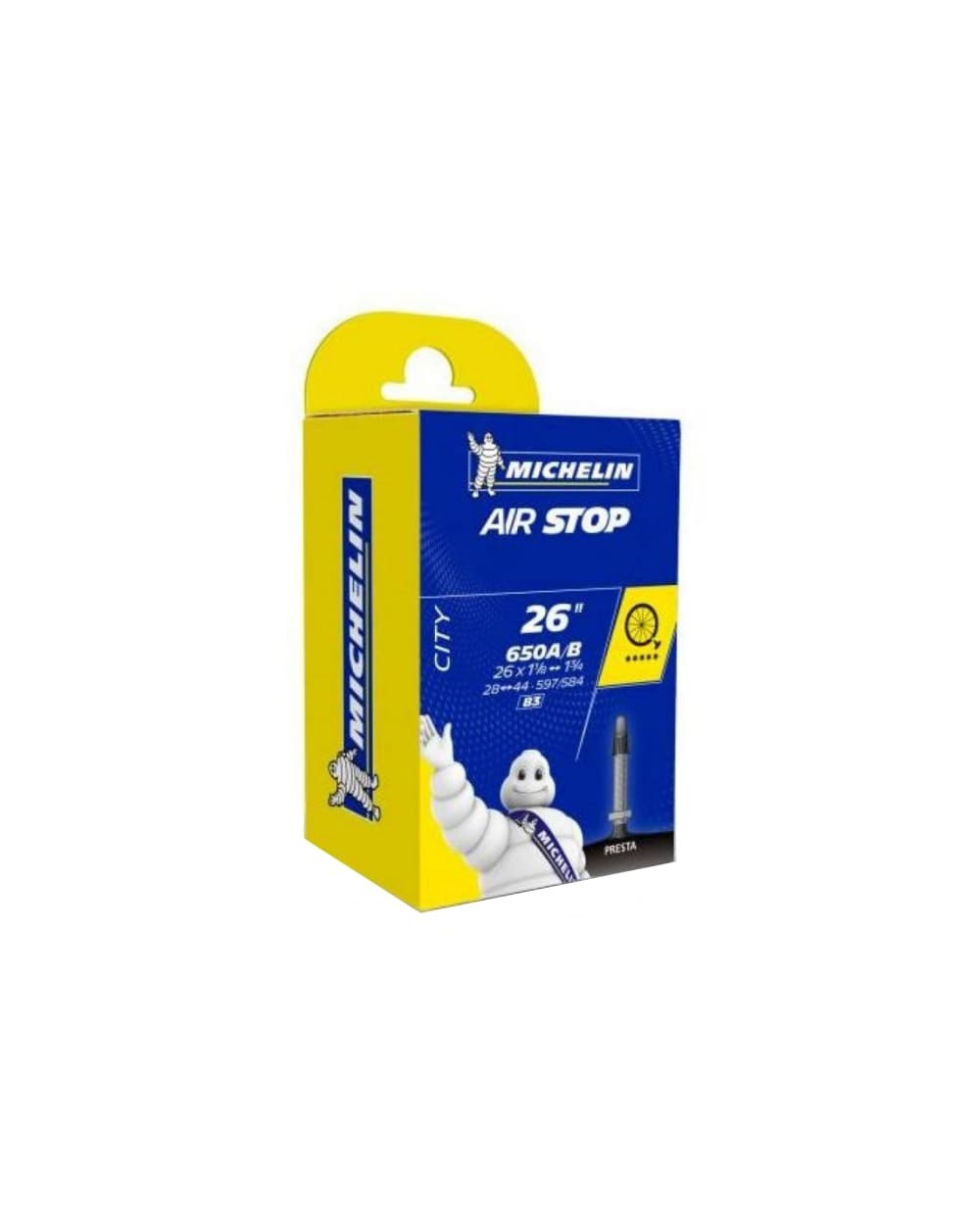 Chambre à air Michelin B3 650B / 27,5