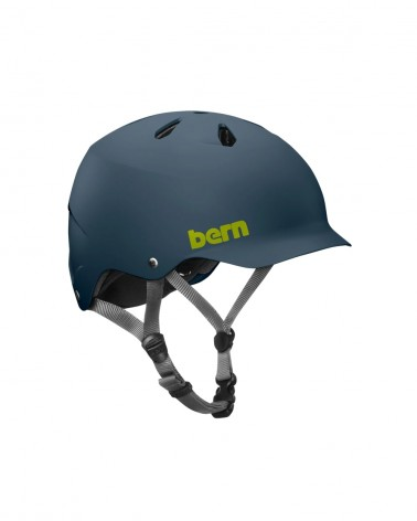 Casque Bern Watts mutted teal