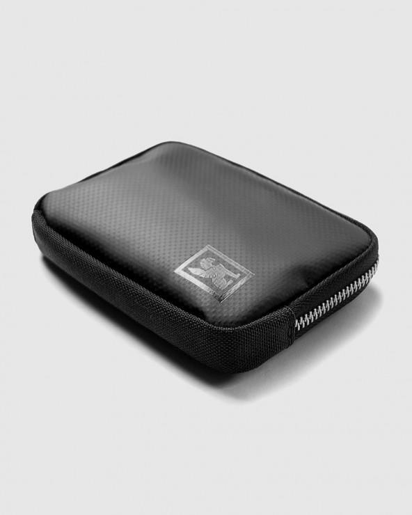 Portefeuille Chrome Zip Wallet