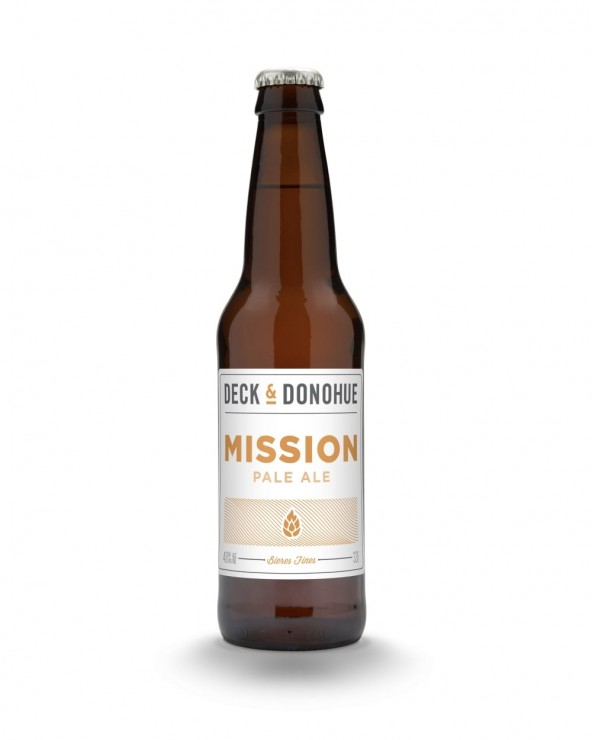 Deck & Donohue Mission Pale Ale